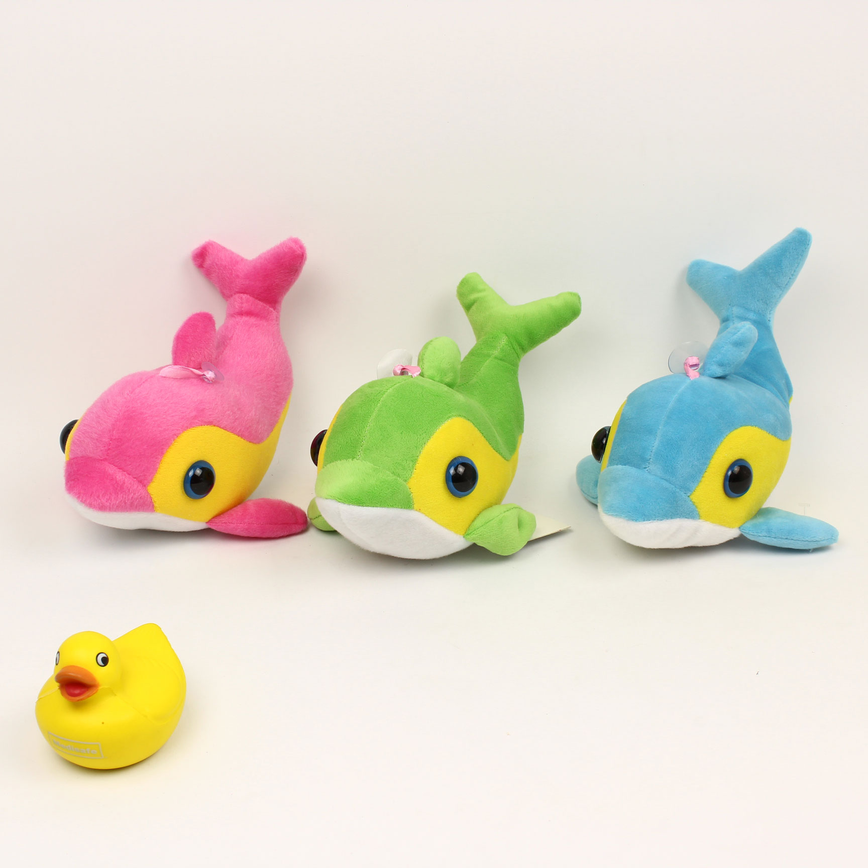 peluches dauphins