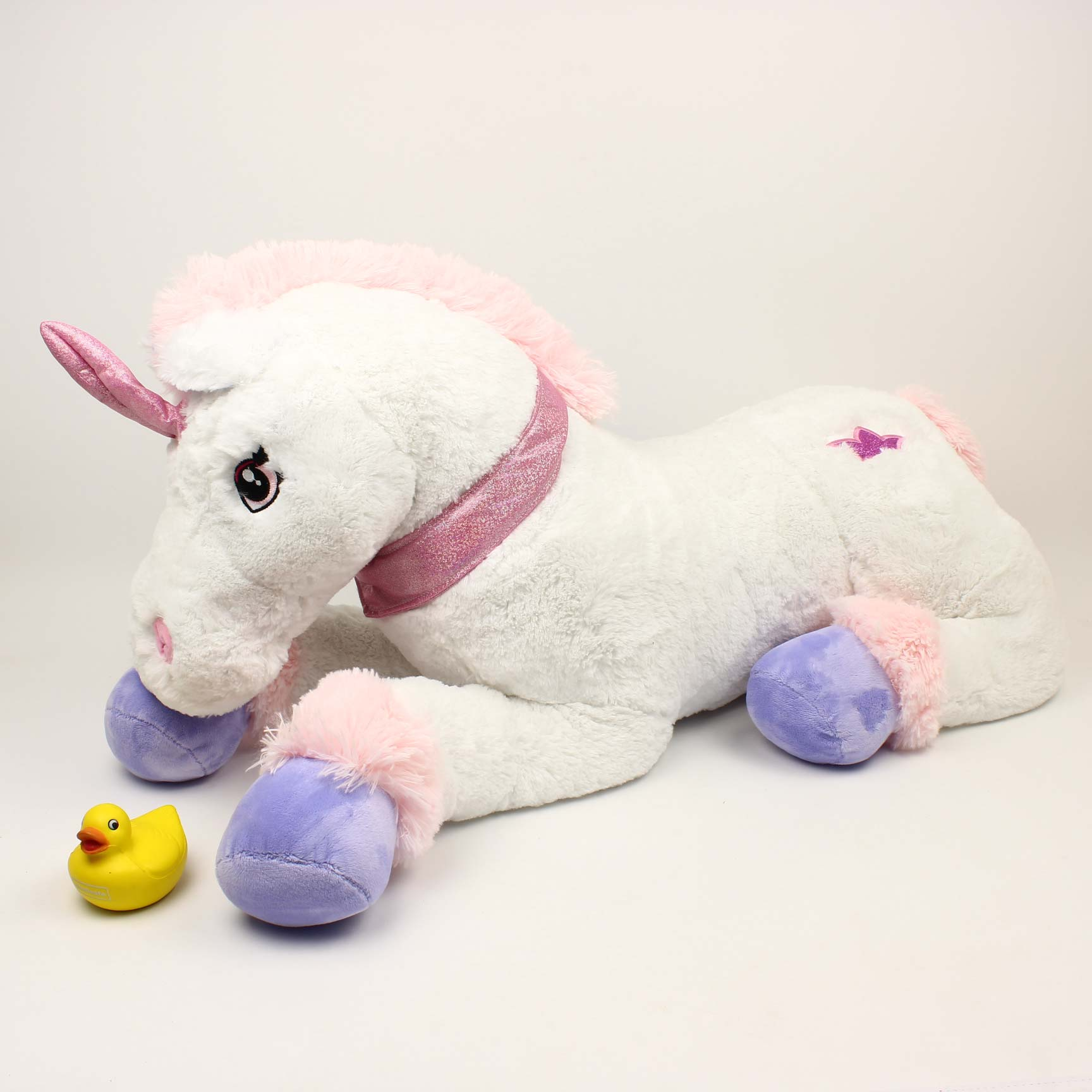 plush toys unicorns
