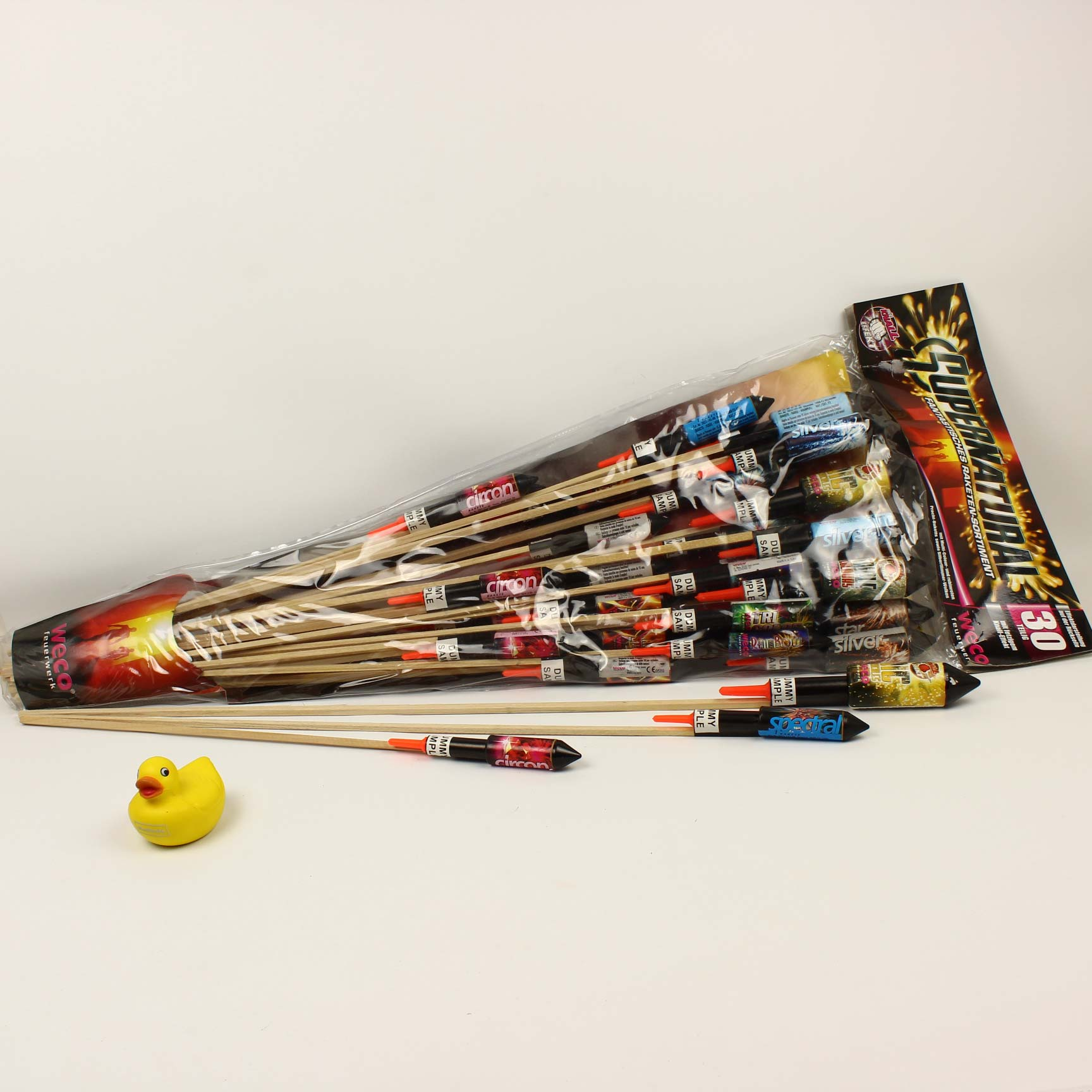 fireworks supply packs