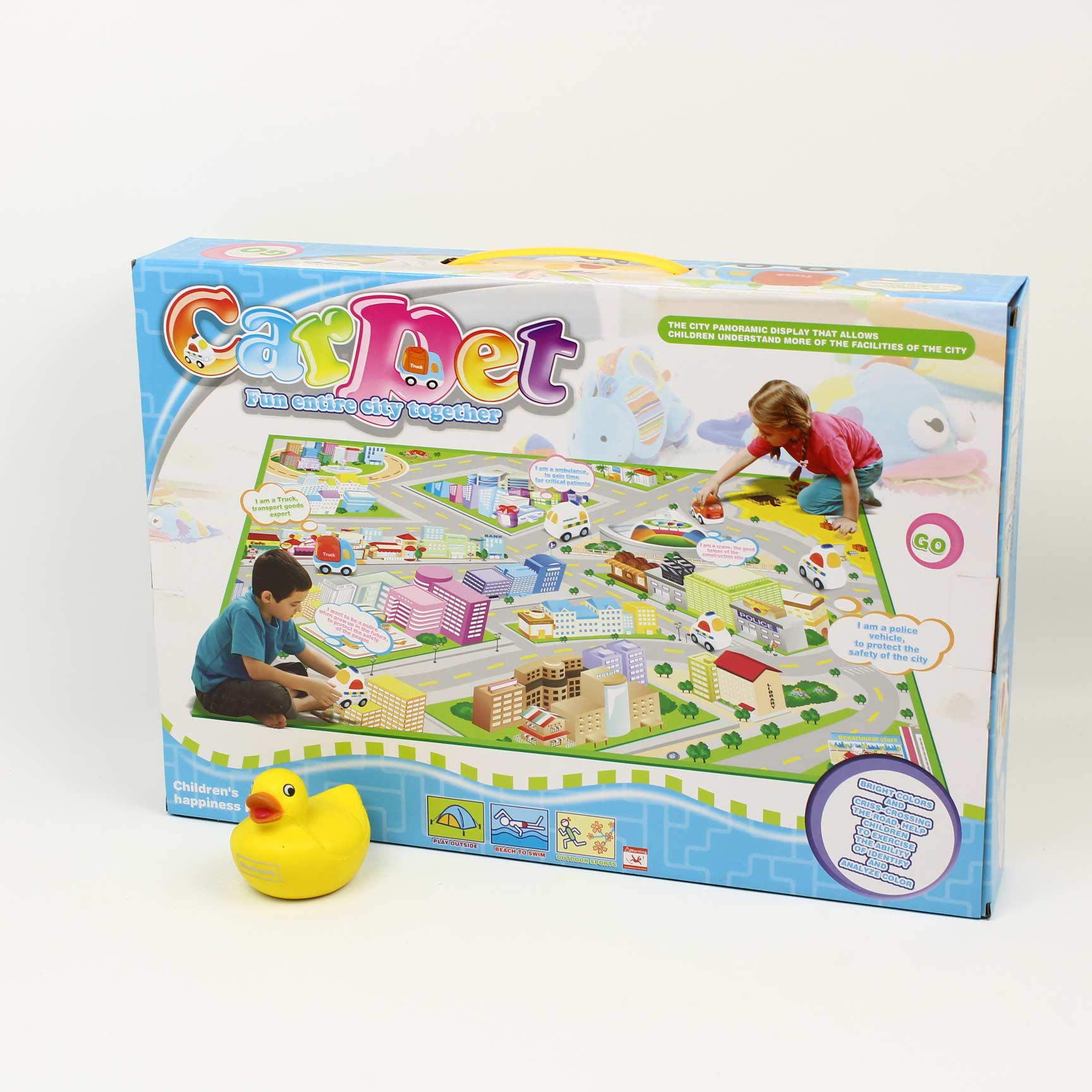 jouets collectifs